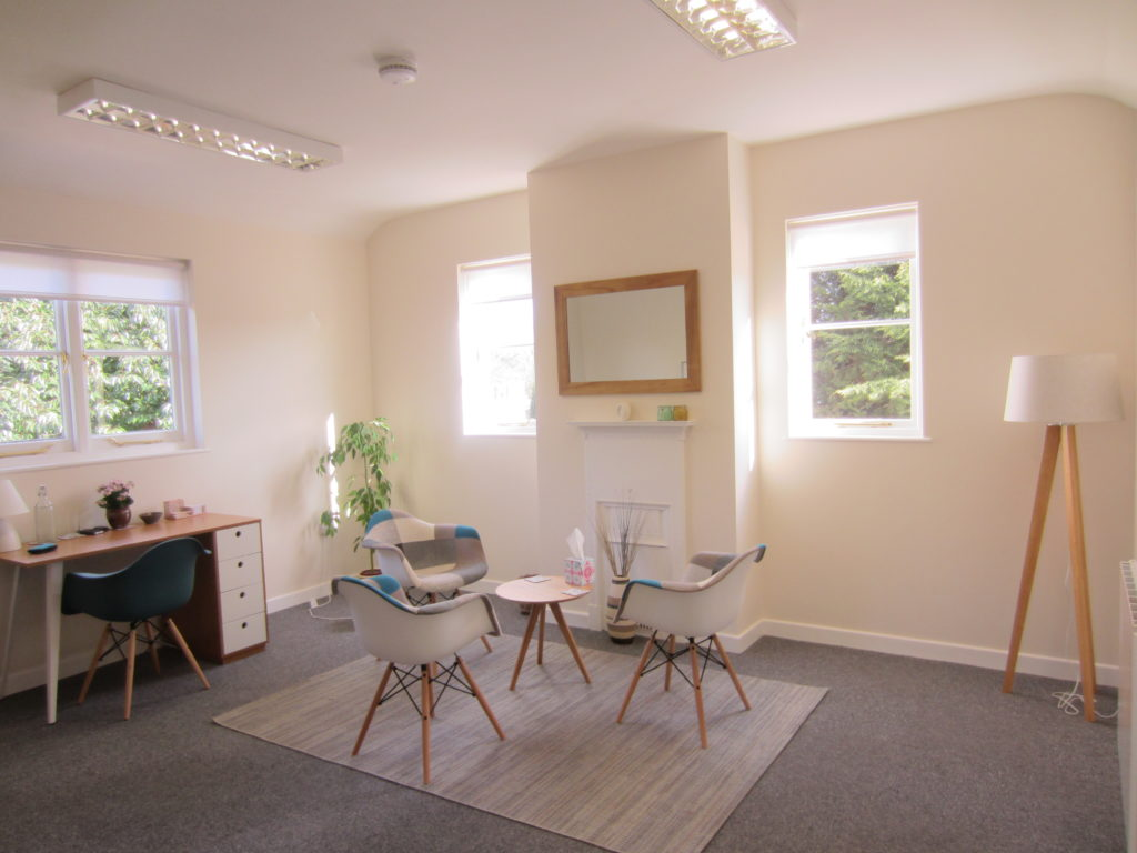 Surrey CBT & Psychology, Banstead. Clinic IV